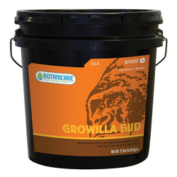 Botanicare Growilla Bud, 12 Pounds - Bloom Nutrients - Rogue Hydro