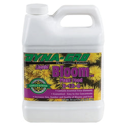 Dyna-Gro Bloom, 1 Quart - Bloom Nutrients - Rogue Hydro