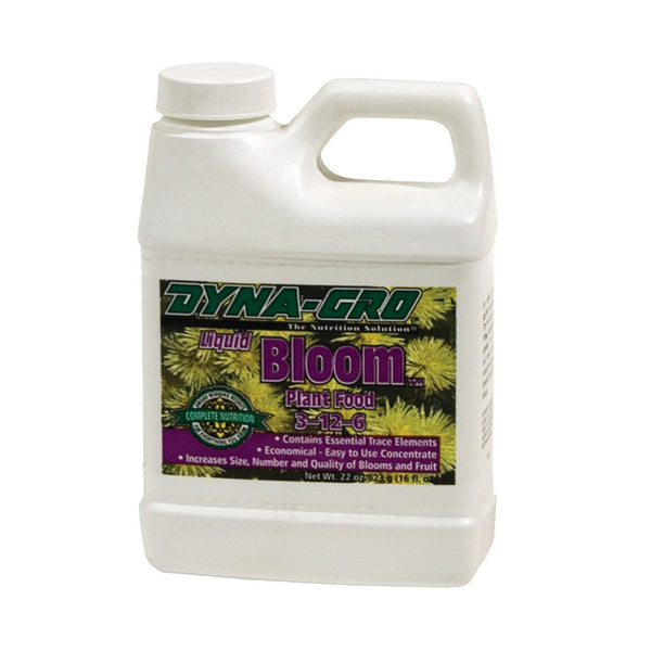 Dyna-Gro Bloom, 16 Ounces - Bloom Nutrients - Rogue Hydro