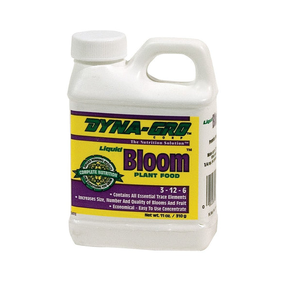 Dyna-Gro Bloom, 8 Ounces - Bloom Nutrients - Rogue Hydro