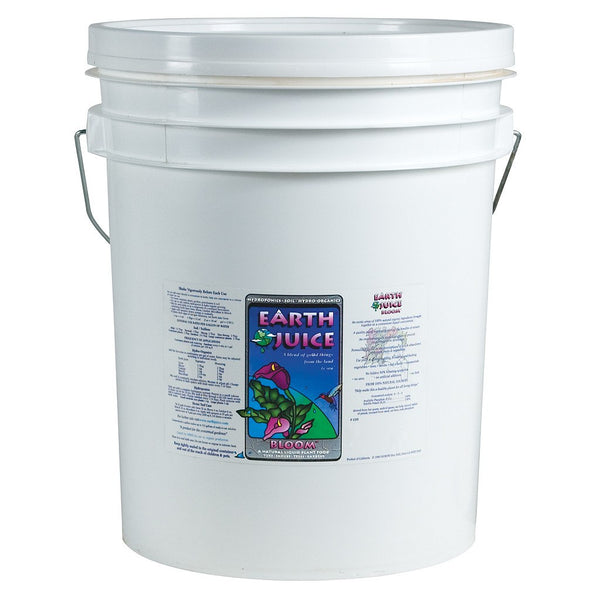 Earth Juice Bloom, 5 Gallons