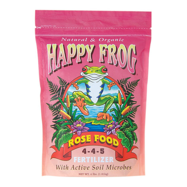 Foxfarm Happy Frog Rose Food, 4 Pounds
