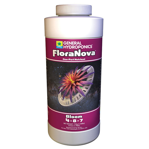 General Hydroponics FloraNova Bloom, 16 Ounces - Bloom Nutrients - Rogue Hydro - 1
