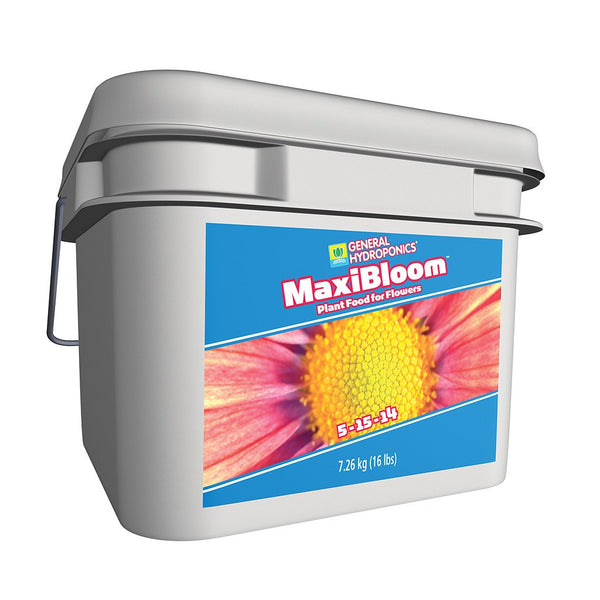General Hydroponics MaxiBloom, 16 Pounds