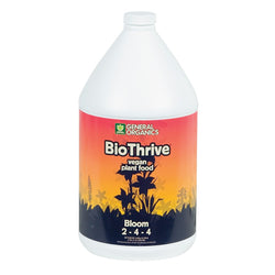 General Organics BioThrive Bloom, 1 Gallon