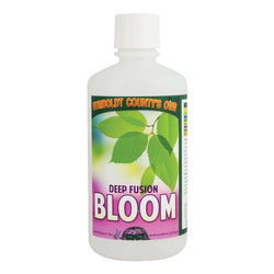 Humboldt County's Own Deep Fusion Bloom, 1 Quart - Bloom Nutrients - Rogue Hydro - 1