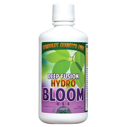 Humboldt County's Own Deep Fusion Bloom Hydro, 1 Quart - Bloom Nutrients - Rogue Hydro