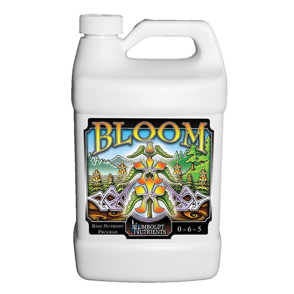 Humboldt Nutrients Bloom, 1 Gallon - Bloom Nutrients - Rogue Hydro