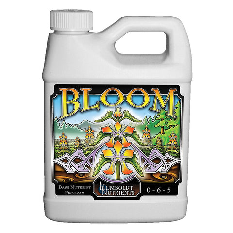 Humboldt Nutrients Bloom, 1 Quart - Bloom Nutrients - Rogue Hydro