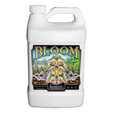 Humboldt Nutrients Bloom, 2.5 Gallons - Bloom Nutrients - Rogue Hydro