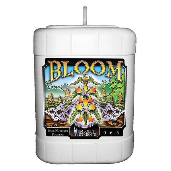 Humboldt Nutrients Bloom, 5 Gallons - Bloom Nutrients - Rogue Hydro