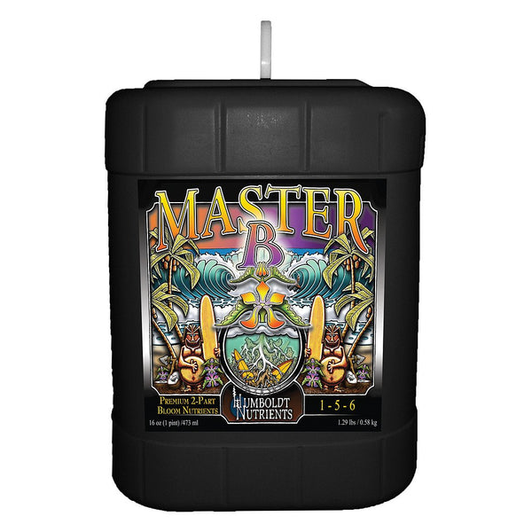 Humboldt Nutrients Master B, 5 Gallons - Bloom Nutrients - Rogue Hydro
