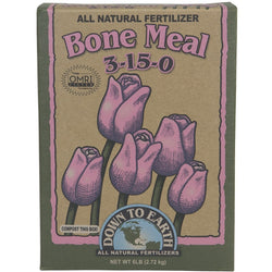 Down To Earth Bone Meal 3-15-0, 6 Pounds