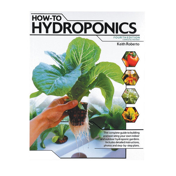 How-To-Hydroponics - Book - Rogue Hydro