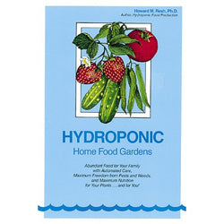 Hydroponic Home Food Gardens - Book - Rogue Hydro