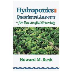 Hydroponic Questions & Answers - Book - Rogue Hydro