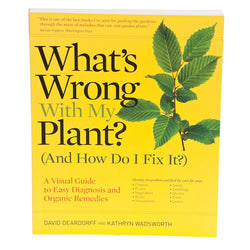 What's Wrong With My Plant? (And How Do I Fix It?) - Book - Rogue Hydro