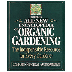 Encyclopedia of Organic Gardening - Books - Rogue Hydro