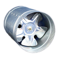 "Grow1 Booster Inline Duct Fan, 8"" 500 CFM - Booster Fans - Rogue Hydro - 1"