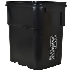 EZ Store 13 Gallon Container Bucket - Bucket - Rogue Hydro