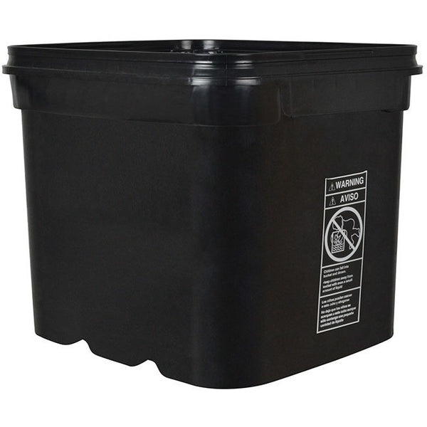 EZ Store 8 Gallon Container Bucket - Bucket - Rogue Hydro
