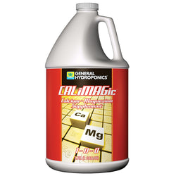 General Hydroponics CaliMagic, 1 Gallon - Cal-Mag Supplement - Rogue Hydro - 1