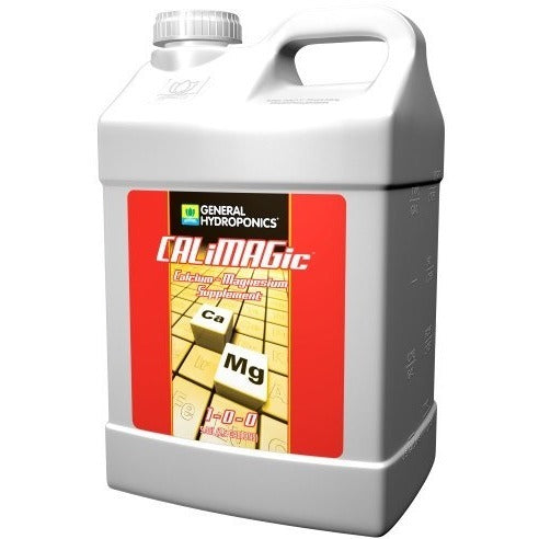 General Hydroponics CaliMagic, 2.5 Gallons - Cal-Mag Supplement - Rogue Hydro - 2