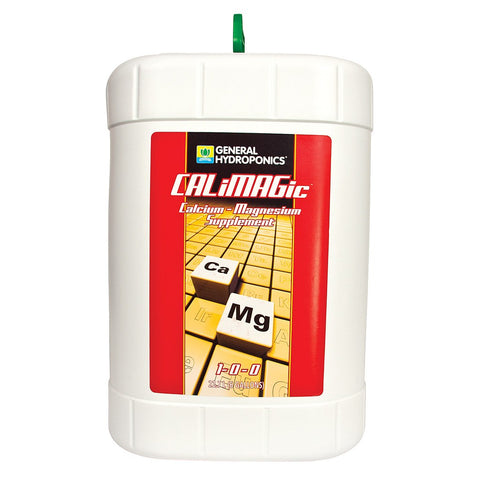 General Hydroponics CaliMagic, 6 Gallons - Cal-Mag Supplement - Rogue Hydro