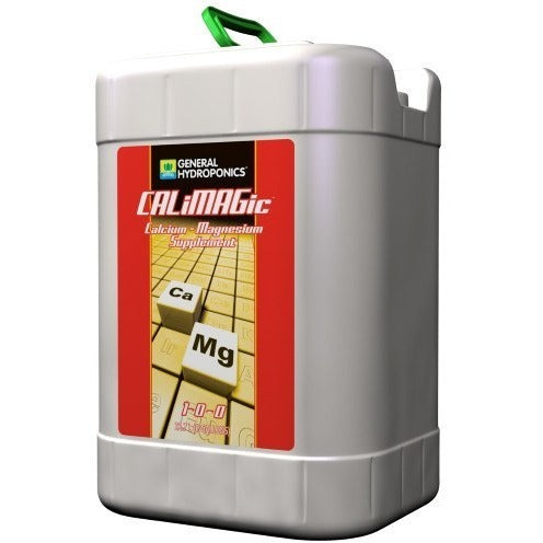 General Hydroponics CaliMagic, 6 Gallons - Cal-Mag Supplement - Rogue Hydro - 2