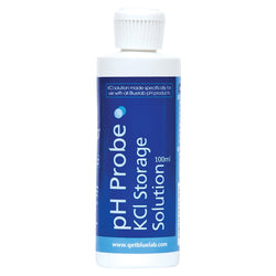 Bluelab pH Probe KCl Storage Solution, 100 ml - Calibration Solution - Rogue Hydro