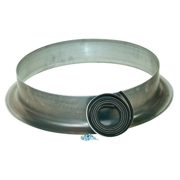 "Can-Filter 125/150 Flange, 12"" - Can Filter Flange - Rogue Hydro"
