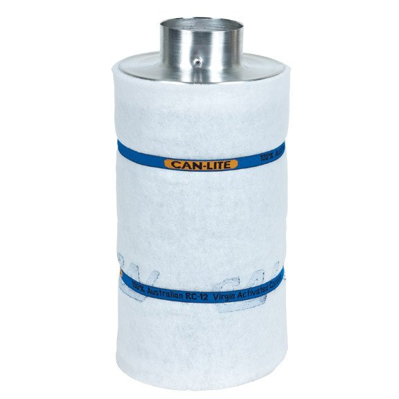 "Can-Lite Carbon Filter, 4"" - Carbon Filter - Rogue Hydro"