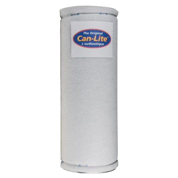 "Can-Lite Pre-Filter, 4"", 250 cfm - Carbon Filter Pre-Filter - Rogue Hydro"