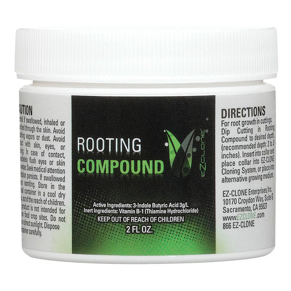 EZ-Clone Rooting Compound, 2 Ounces - Cloning Gel - Rogue Hydro