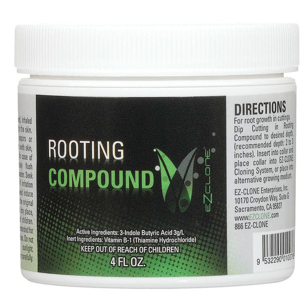 EZ-Clone Rooting Compound, 4 Ounces - Cloning Gel - Rogue Hydro