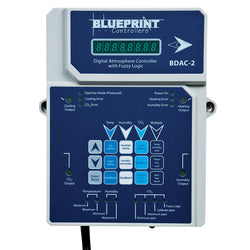Blueprint Digital Atmosphere Controller w/ Fuzzy Logic, BDAC-2 - Co2 Controller - Rogue Hydro