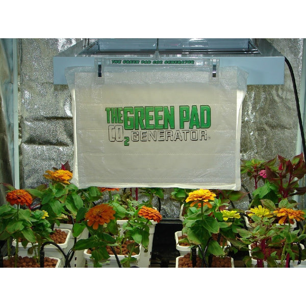 The Green Pad Co2 Generator, 5 Pack - Co2 Generator - Rogue Hydro - 2