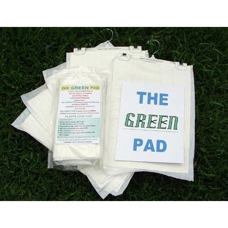 The Green Pad Co2 Generator, 5 Pack - Co2 Generator - Rogue Hydro - 4
