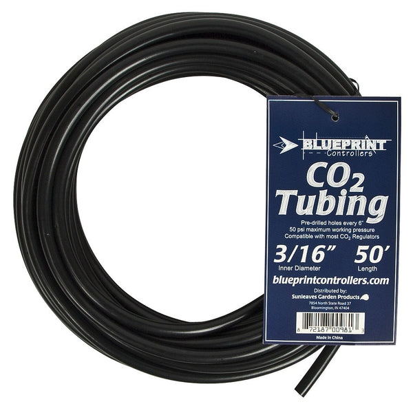 "Blueprint CO2 Tubing 3/16"", 50 feet"