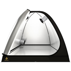 Secret Jardin Cristal 145 CR145, 4.75 x 4.75 x 4.6 ft Grow Tent - Compact Tent - Rogue Hydro - 1