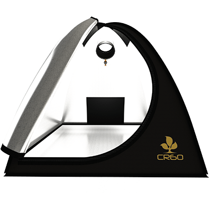 Secret Jardin Cristal 60 v2.6 CR60 2x2x1.8 Grow Tent - Compact Tent - Rogue Hydro - 1