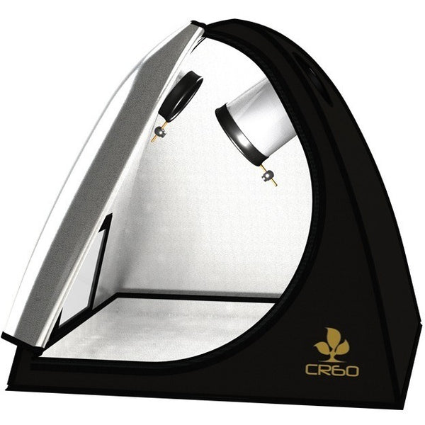 Secret Jardin Cristal 60 v2.6 CR60 2x2x1.8 Grow Tent - Compact Tent - Rogue Hydro - 2