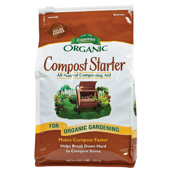 Espoma Compost Starter, 4 Pounds - Compost Starter - Rogue Hydro