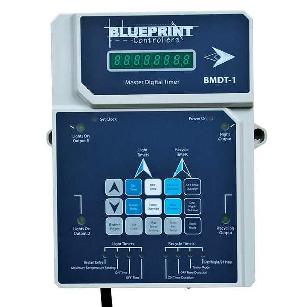 Blueprint Master Digital Timer, BMDT-1 - Cycle Timer - Rogue Hydro