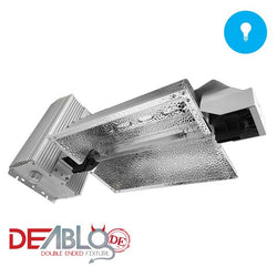 DeAblo 1000w Double Ended Fixture - DE Grow Light - Rogue Hydro - 1