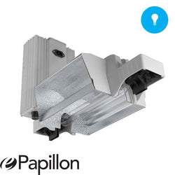 ePapillon Double Ended 1000W Light Fixture & Bulb - DE Grow Light - Rogue Hydro - 1