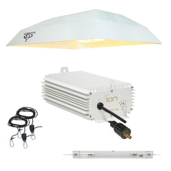1000w DE King Cobra Reflector Grow Light Kit, 277v
