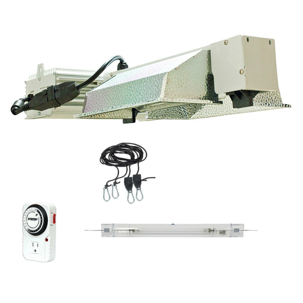ION 1000w DE Reflector Grow Light Kit - DE Grow Light Kit - Rogue Hydro