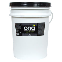 ONA Gel Apple Crumble, 20 Liters - Deodorizer Gel - Rogue Hydro