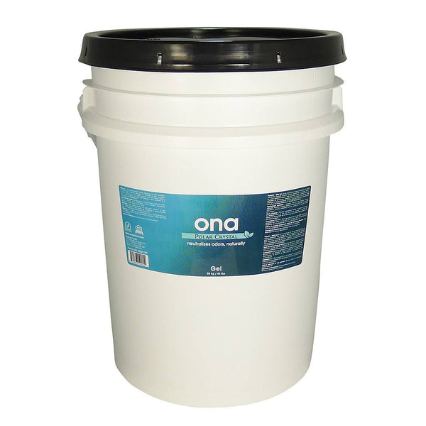 ONA Gel Polar Crystal, 20 Liters - Deodorizer Gel - Rogue Hydro